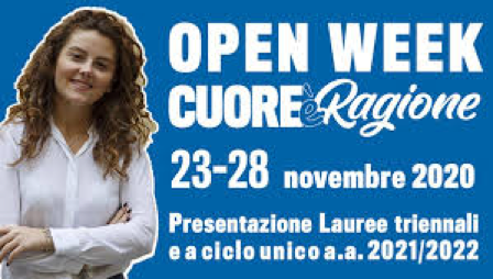 Open Week Università cattolica